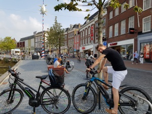Weekend special Radtour in Holland