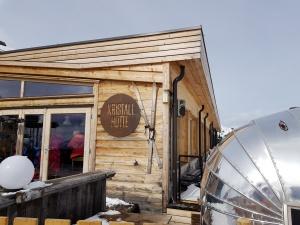 Skigebiet Hochfügen - Kristallhütte