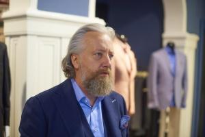 Jesper Ploug Herrenausstatter und Aquavit-Produzent