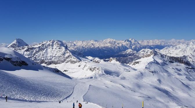 Zermatt – schönster Wintersportort der Alpen
