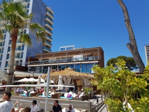 """Nikki Beach Mallorca is the epitome of everything that is chic and glamorous about a day at the beach"