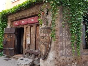 Mittelalter-Restaurant Rozengrals Riga