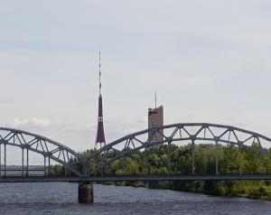 Fernsehturm in Riga