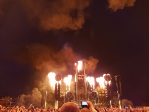 Rammstein in Riga 2019