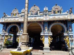 Tempel auf Mauritius